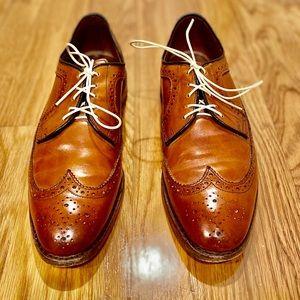 Allen Edmonds McGraw shoe size 10.5B